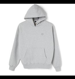 Polar Patch Hoodie - Sports Grey
