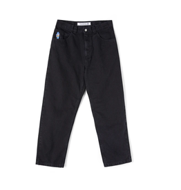 Polar 93' Denim - Pitch Black