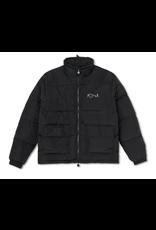Polar Pocket Puffer Jacket - Black