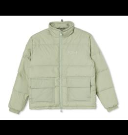 Polar Pocket Puffer Jacket - Smoke
