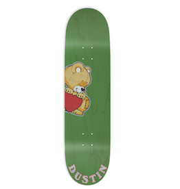 "Alltimers Bear Sticker Dustin - 8.5"""
