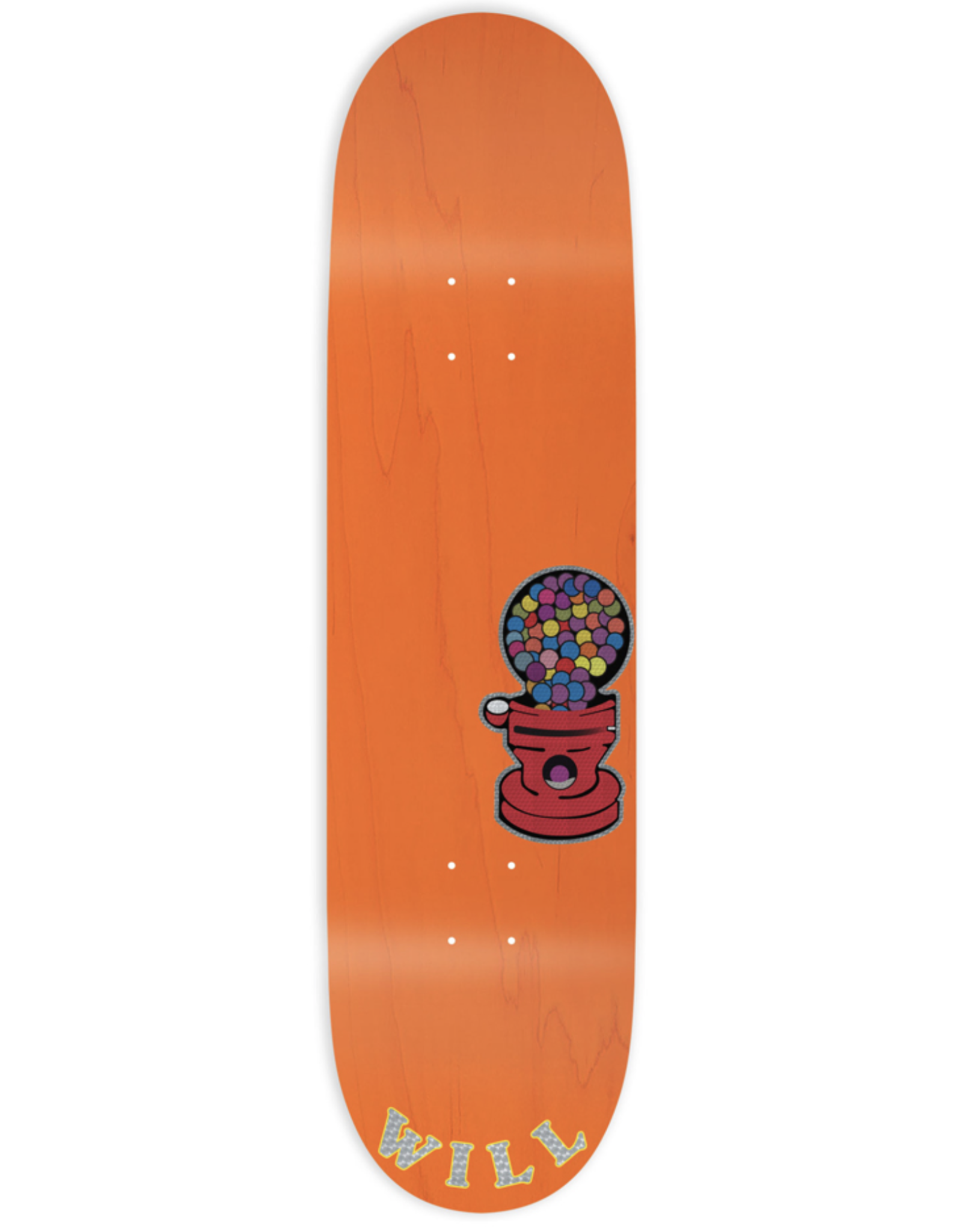 Alltimers Gumball Sticker Will - 8.25""