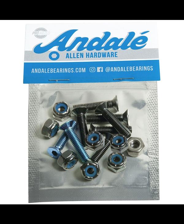 """Allen Hardware 7/8"""" - Blue"""