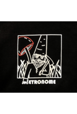 Metronome Metrognome Hoodie - Black