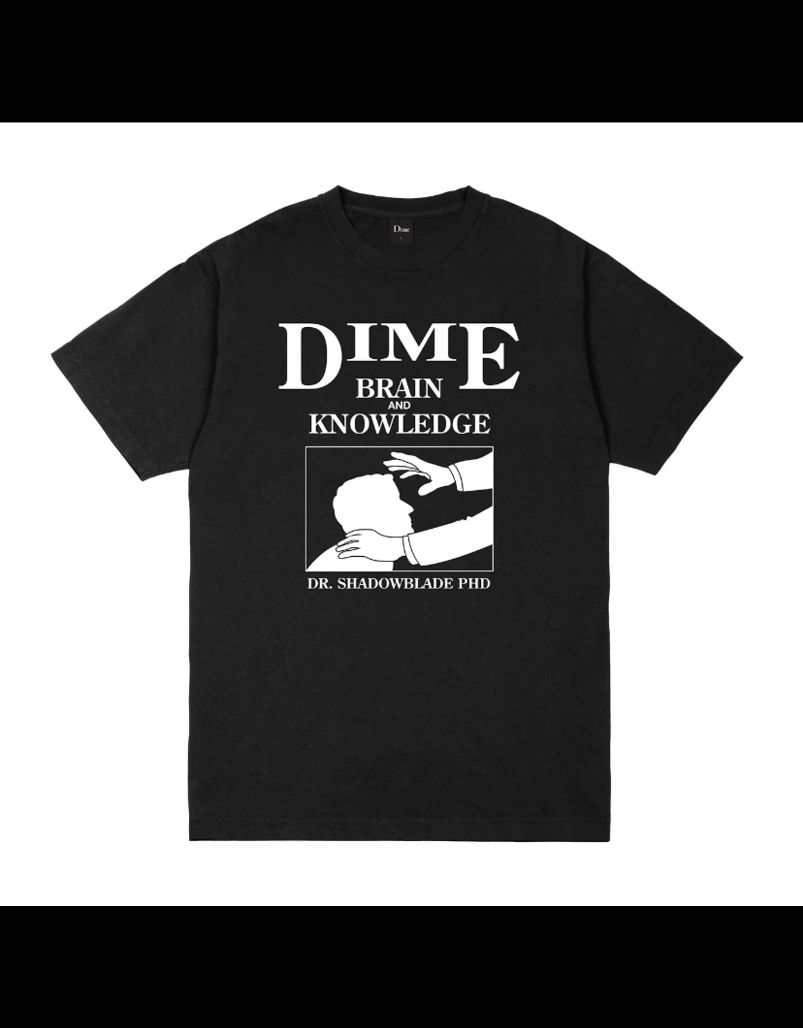 Dime Evan T-Shirt - Black