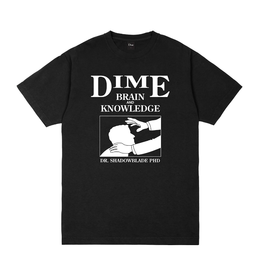 Dime Evan T-Shirt - Black