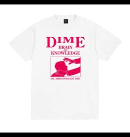 Dime Evan T-Shirt - White