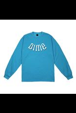Dime Whirl L/S Shirt - Dark Teal