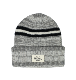 Howl Stripe Beanie - Various Colors
