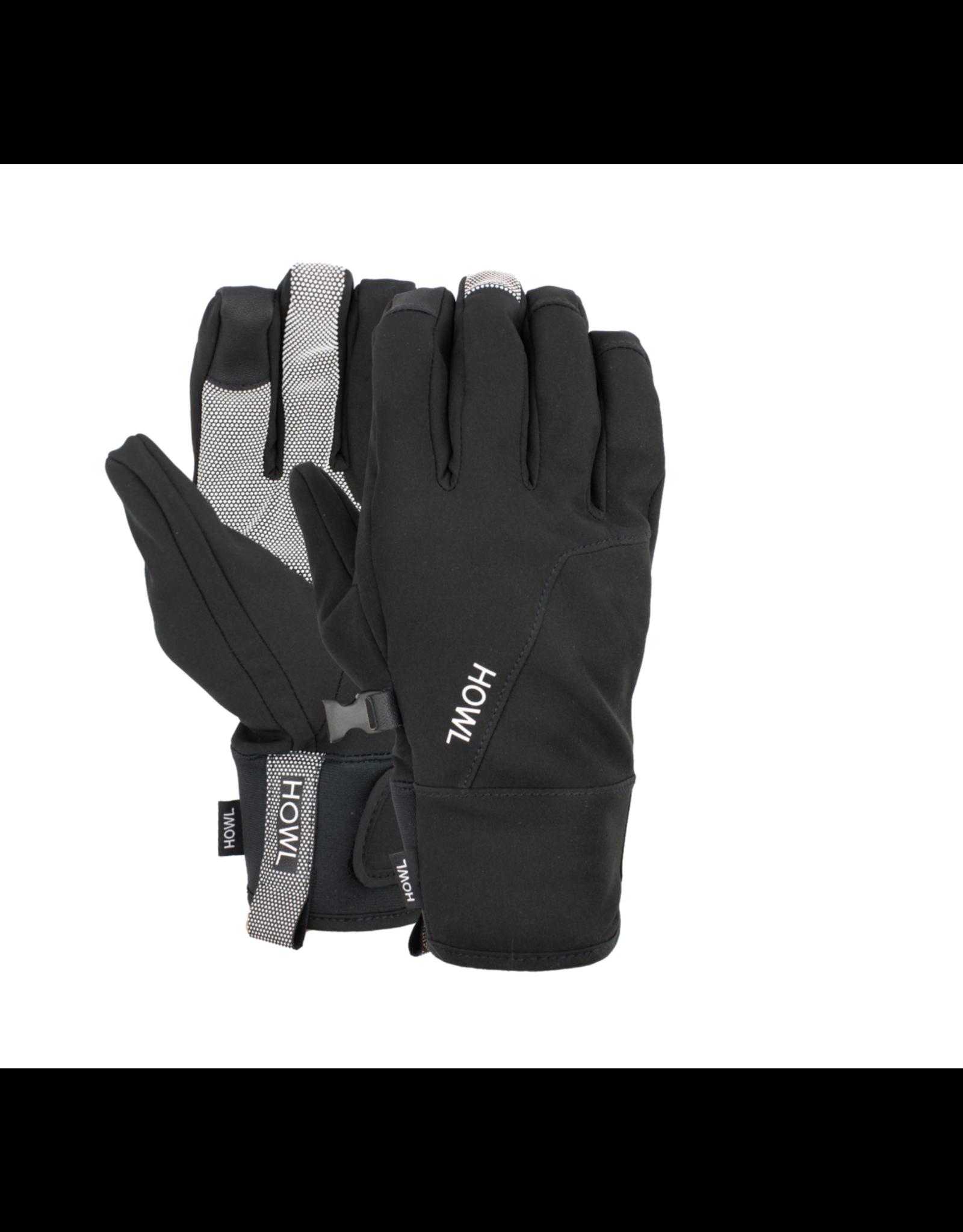 Howl Tech Gloves - Black