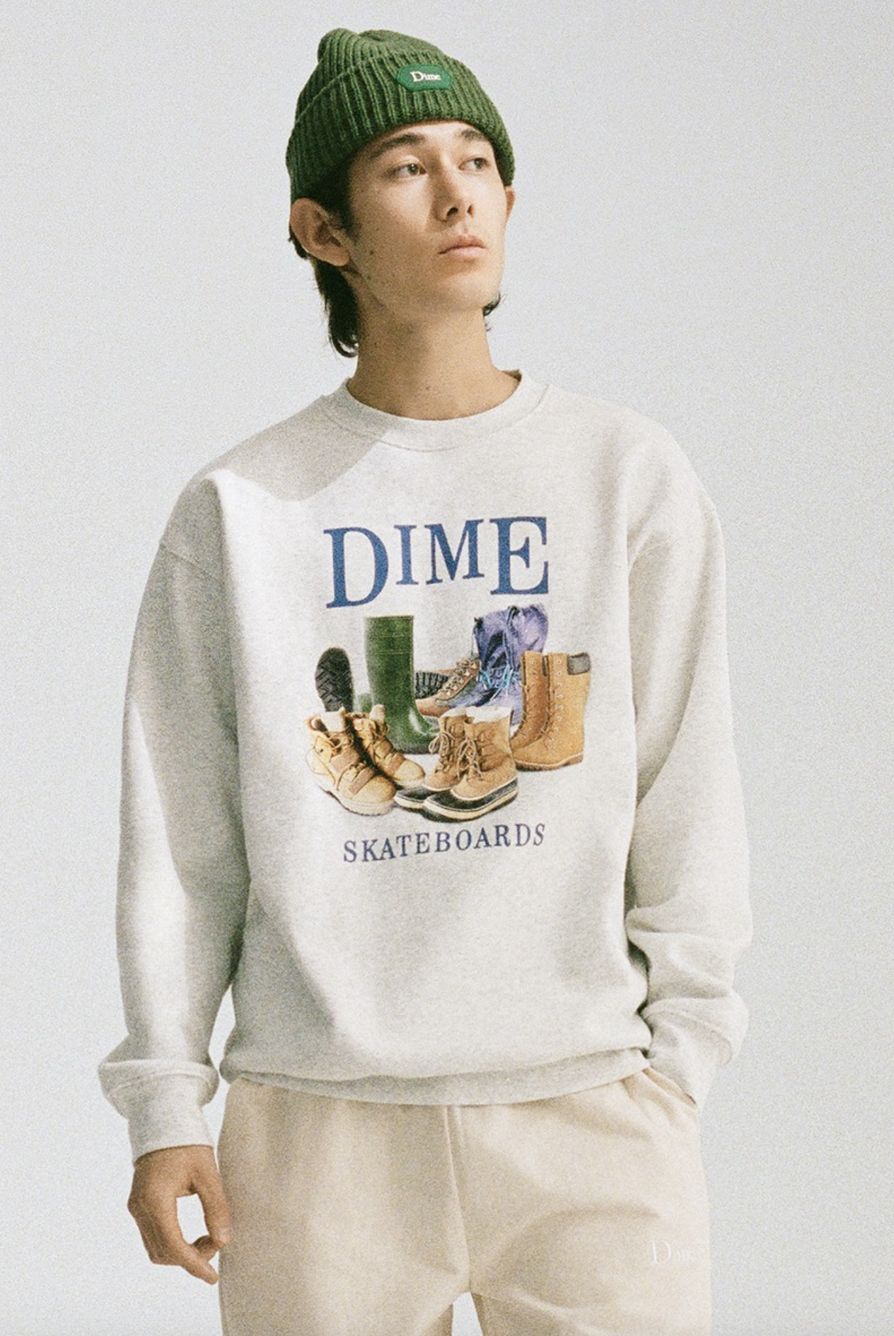 Prepare for the Cold-Weather with Dime's Holiday 2020 Collection
