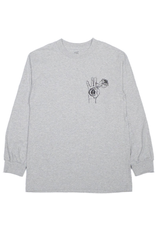 Theories New Religion Long Sleeve - Silver