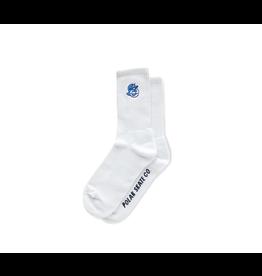 Polar 93! Socks - White