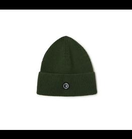 Polar Dry Cotton Beanie - Hunter Green