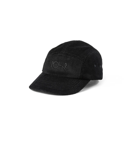 Polar Speed Cord Cap - Black