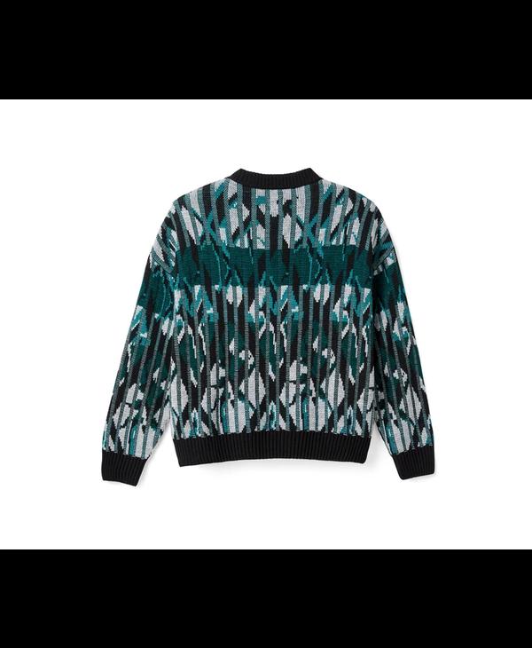 Paul Knit Sweater - Black