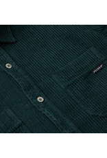 Polar Cord Shirt - Dark Green