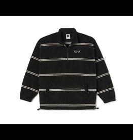 Polar Stripe Fleece Pullover 2.0 - Black
