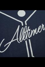 Alltimers League Player Longsleeve - Navy