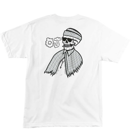 OJ Wheels Dressen Vato T-Shirt - White