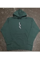 Palm Isle Baltimore Embroidered Hood - Green
