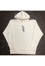Palm Isle Baltimore Embroidered Hood - Off-White