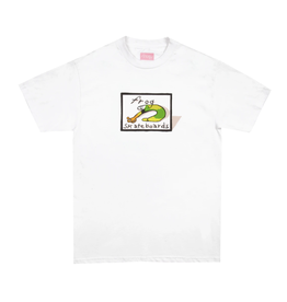Frog Classic Frog Logo Tee - White