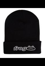 Frog Works Beanie - Black