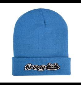 Frog Works Beanie - Car Blue