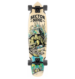 Sector 9 Fortune Fort Point Complete - 34""