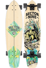 """Sector 9 Fortune Fort Point Complete - 34"""""""