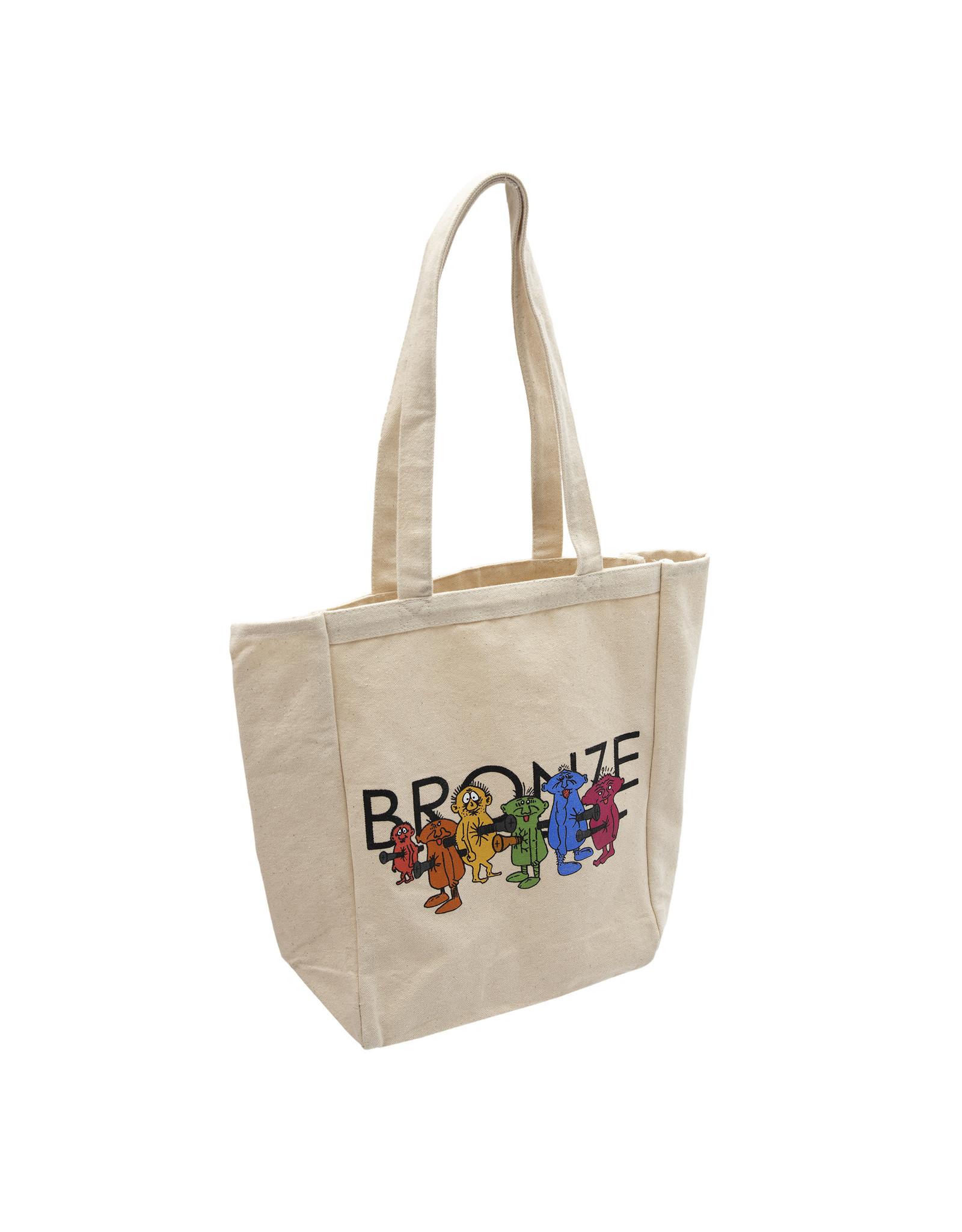 Bronze56K Bolt Boys Tote Bag - Multi
