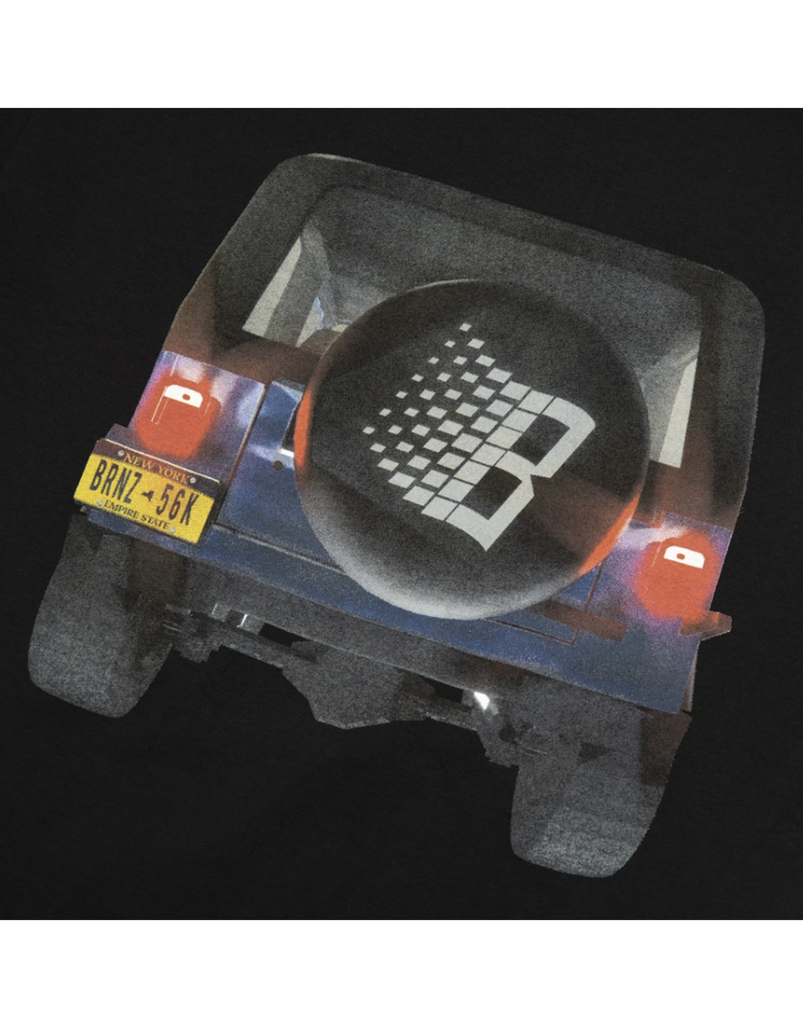 Bronze56K Jeep Tee - Black