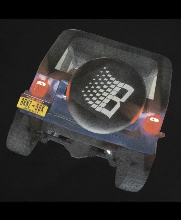 Jeep Tee - Black