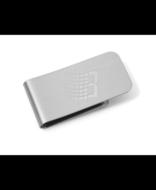 Money Clip - Silver