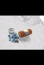 Bronze56K Pill Hoodie - Ash Grey