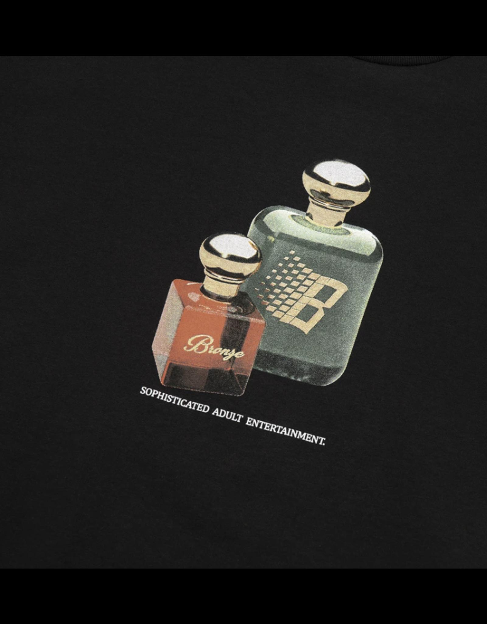Bronze56K Fragrance Tee - Black