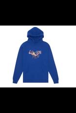 Hockey Ultraviolence Hoodie - Royal Blue