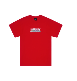 Hockey Neighbor T-Shirt - Red
