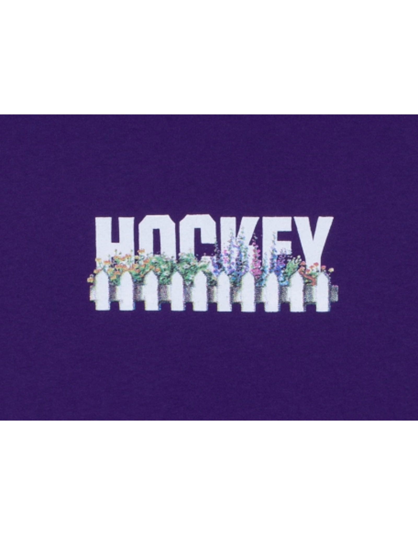 Hockey Neighbor T-Shirt - Purple