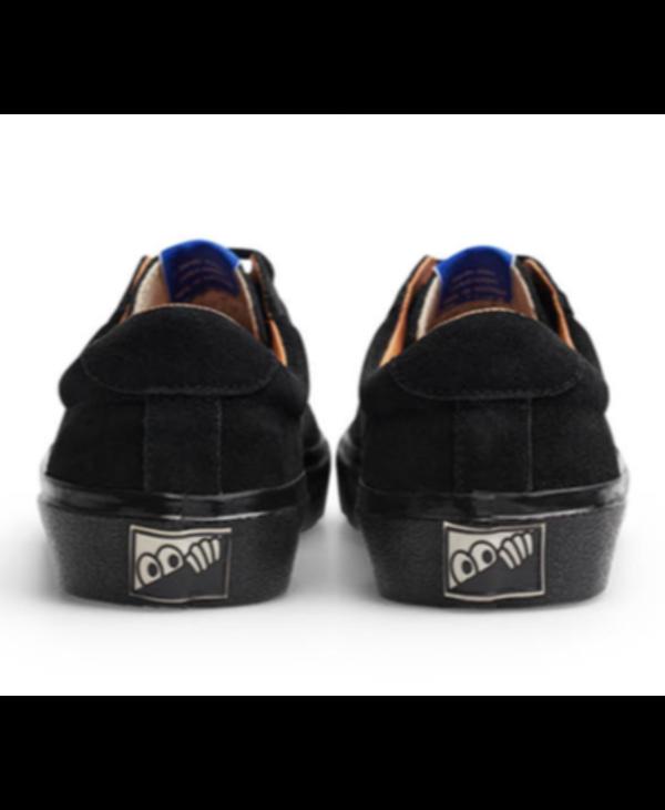 VM001 Suede - Black/Black