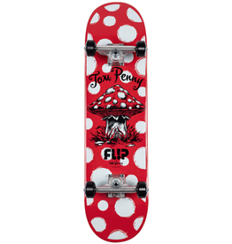 Flip Penny Dots Red Complete - 8.13""