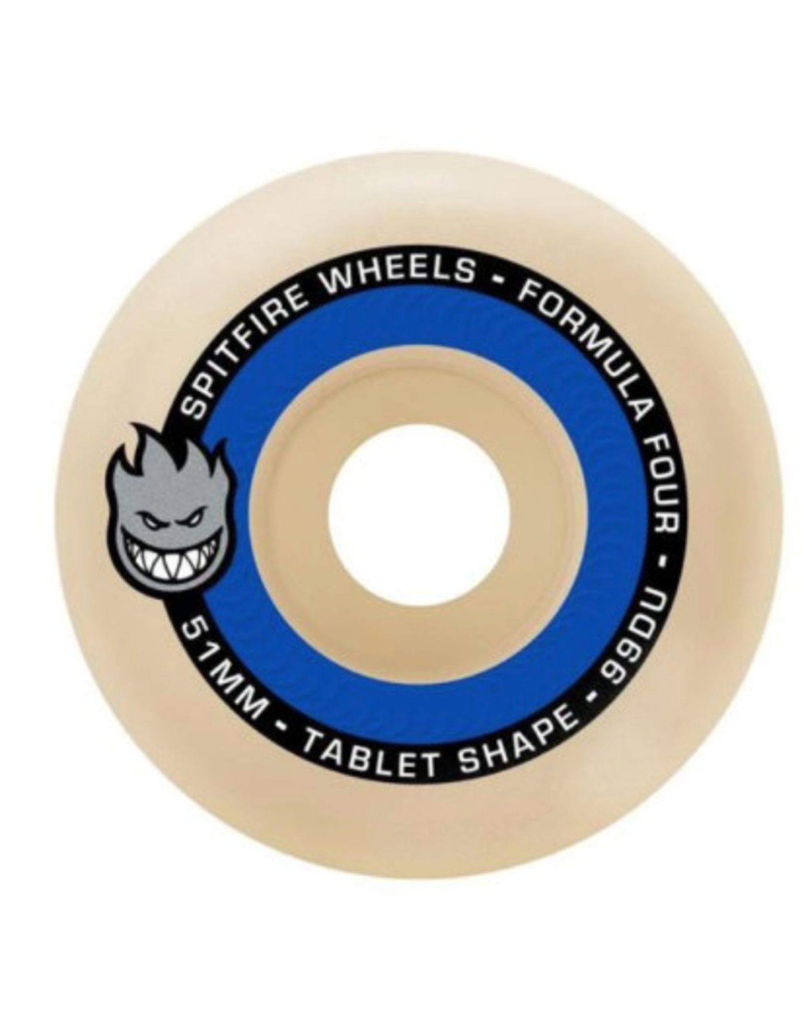 Spitfire Formula Four Tablet 99A - Various