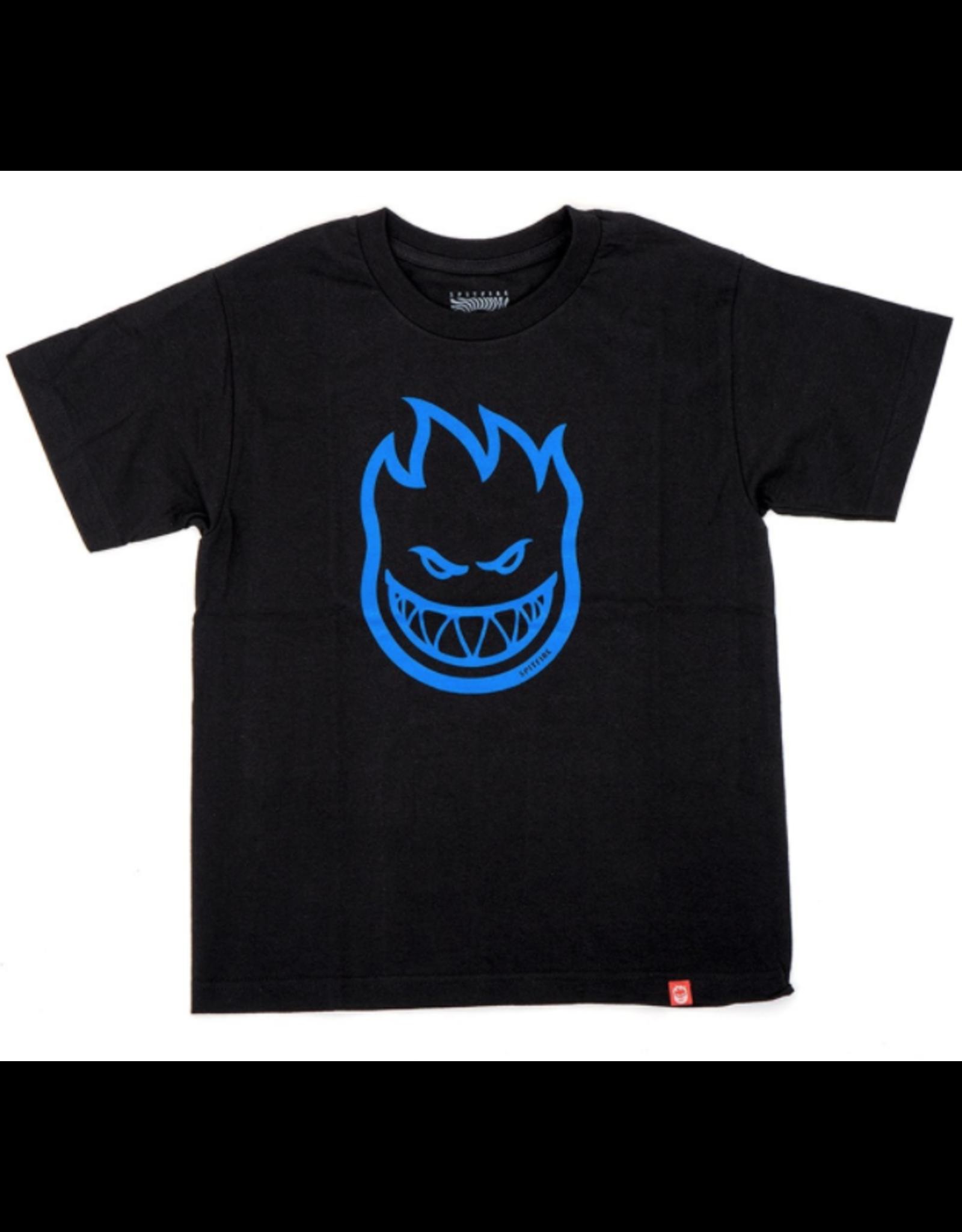 Spitfire Bighead Youth T-Shirt - Black