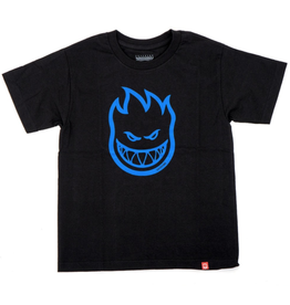 Spitfire Bighead Youth T-Shirt - Black