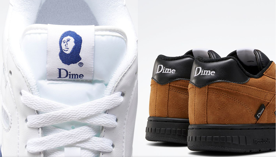 DIME'S NEW REEBOK COLLAB RECALLS AN INFAMOUS ARTWORK RESTORATION; The Disastrous Restoration Attempt Of Ecce Homo on Their Reebok BB4000 Collaboration