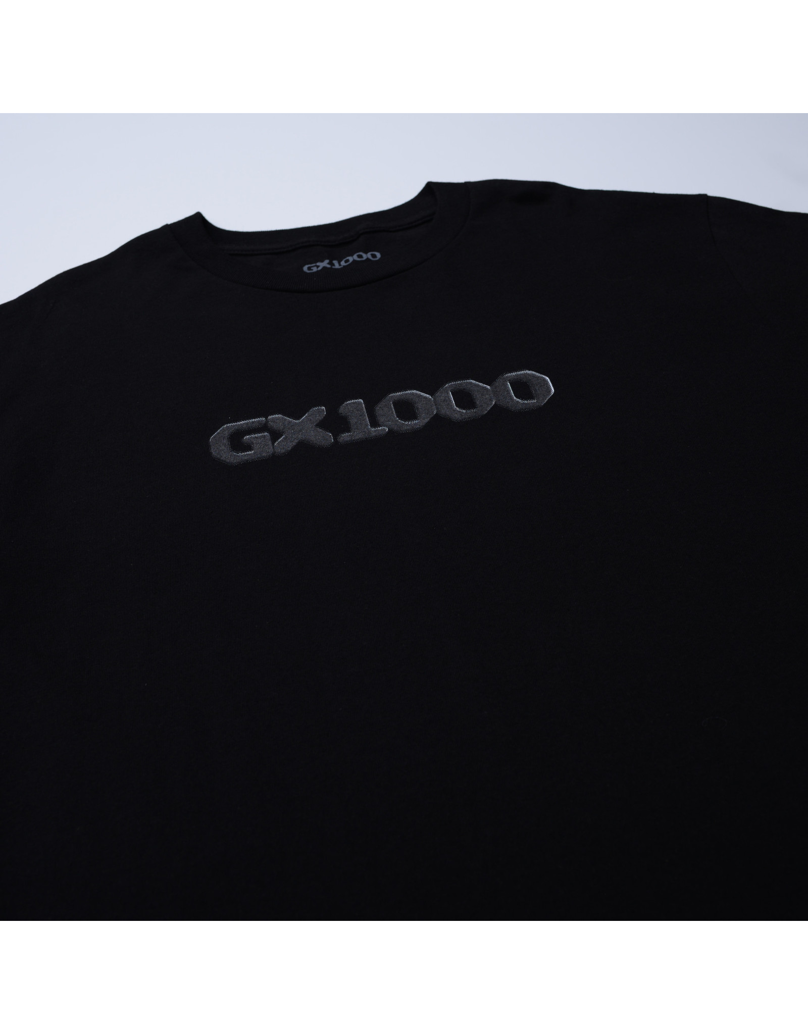GX1000 Dithered Logo - Black