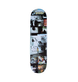 GX1000 Graffiti Deck - 8.125""