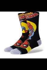 Stance Marvel Spider-Man Marquee - Black