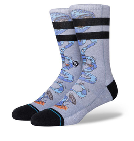 Stance Party Wave - Grey